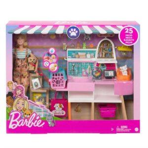 Barbie Husdjursaffär