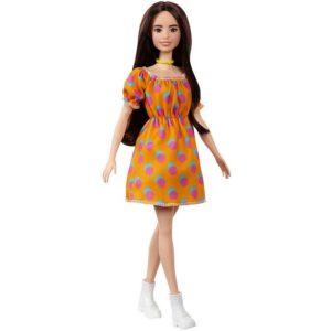 Barbiedocka Polka Dot Dress Fashionistas Nr 160