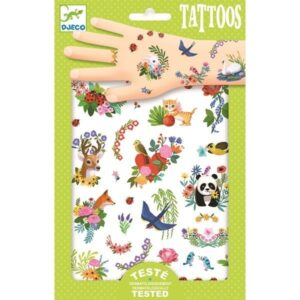 Djeco Tatueringar (Happy Spring)