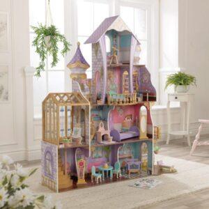 Kidkraft - Dockskåp - Enchanted Greenhouse Castle