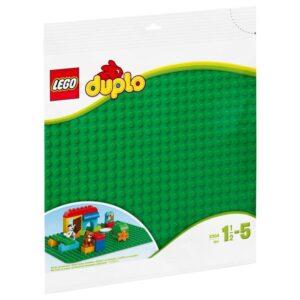 LEGO DUPLO Stor Grön Byggplatta 2304