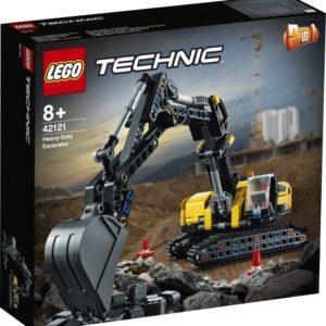 LEGO Technic 42121 Kraftfull grävmaskin