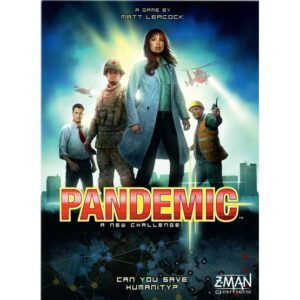 Mayfair Games Pandemic (Se)