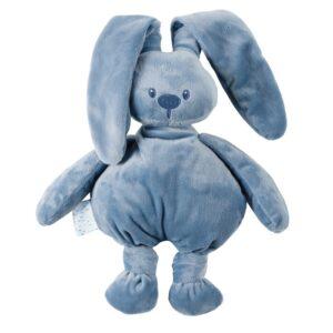 Nattou Lapidou Gosedjur Kanin (Jeansblå)
