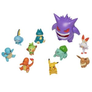 Pokémon Battlefigurer 10-pack