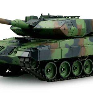 Radiostyrd Stridsvagn Leopard 2 A6 Soft Air Gun 1:16 Amewi