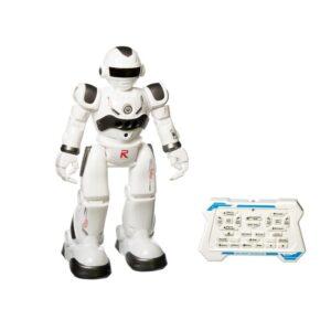 Robot med olika funktioner (Svart)