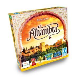 Alhambra Sällskapsspel