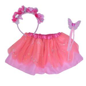 All Dressed Up Tyllkjol med tillbehör (Fairy Magic)