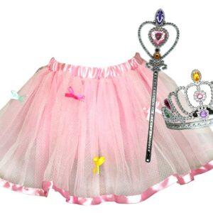 All Dressed Up Tyllkjol med tillbehör (Pretty Princess)