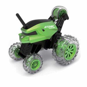 Fusion, Spinning Stunt Car Grön