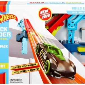 Hot Wheels Unlimited Speed Clamp Pack (Stunt)
