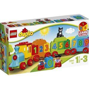 LEGO DUPLO 10847 LEGO® DUPLO® Siffertåg 12 mån - 3 år