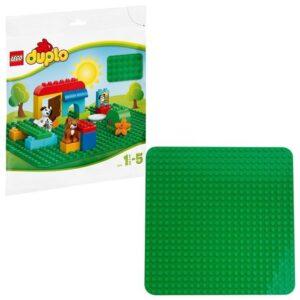 LEGO DUPLO Klossar 2304, Stor grön byggplatta