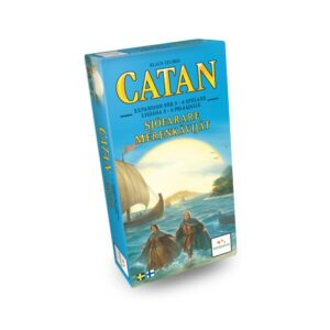 Settlers of Catan Sjöfarare (Exp. 5-6 spelare) (Sv)
