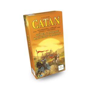 Settlers of Catan Städer och riddare (Exp. 5-6 spelare) (Sv)