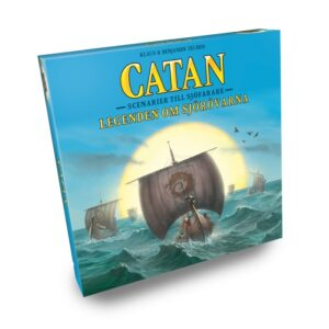 Settlers of catan Legenden om sjörövarna (Exp.) (Sv)