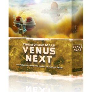 Terraforming Mars Venus next Expansionspaket (Eng)