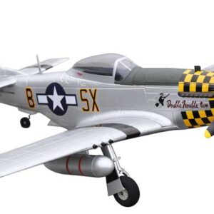 Amewi Radiostyrt Flygplan Mustang P-51D Gyro