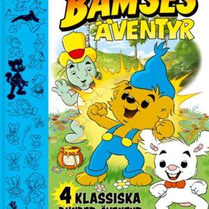 Bamses äventyr (4 klassiska Dunder-äventyr)