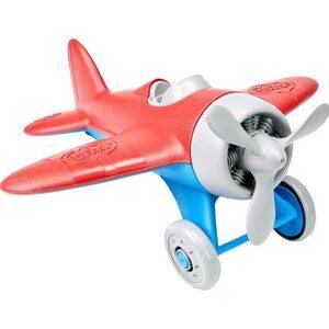 Green Toys Flygplan Röd 12 mån - 5 år