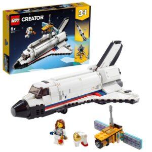 LEGO Creator 31117 Rymdfärjeäventyr