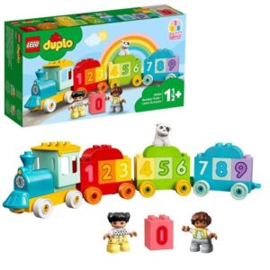 LEGO DUPLO My First 10954 Siffertåg Lär dig räkna