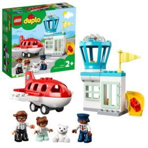 LEGO DUPLO Town 10961 Flygplan och flygplats