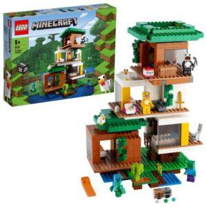 LEGO Minecraft 21174 Den moderna trädkojan