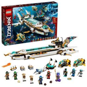 LEGO Ninjago 71756 Vattnets gåva