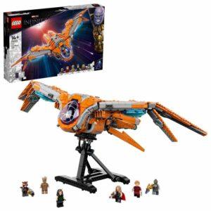 LEGO Super Heroes 76193 Väktarnas skepp