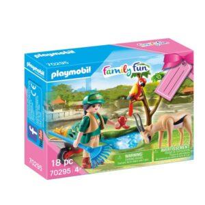 Playmobil Presentset Zoo 70295