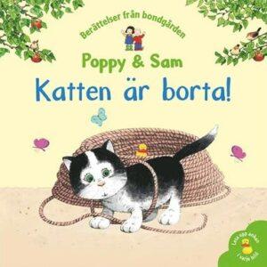 Poppy & Sam Katten är borta!