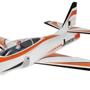 Radiostyrt Flygplan JET STAR V2 Gyro Amewi