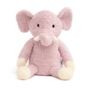 natureZOO Ekologiskt Mjukisdjur Elefant (Rosa)