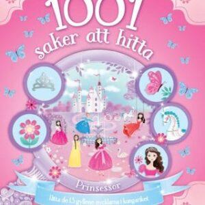 1001 saker att hitta (Prinsessor)