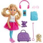 Barbie Chelsea Travel Fun