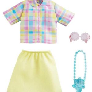 Barbie Complete Looks Skjorta och Kjol
