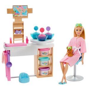 Barbie Lekset Spa
