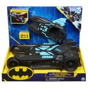 Batman 2 in 1 Batmobile (Blå)