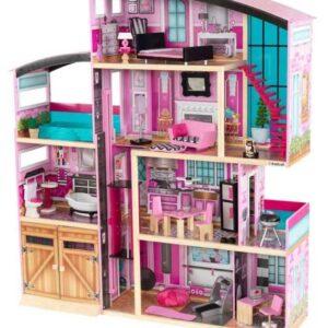 KidKraft Dockhus Shimmer Mansion För Barbiedockor