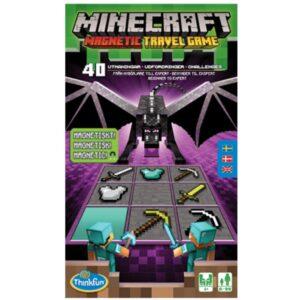 Minecraft Magnetiskt resespel