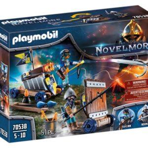 Playmobil Novelmore angreppstrupp 70538
