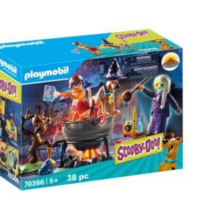 Playmobil TV Classics SCOOBY-DOO! Äventyr i häxkitteln 70366