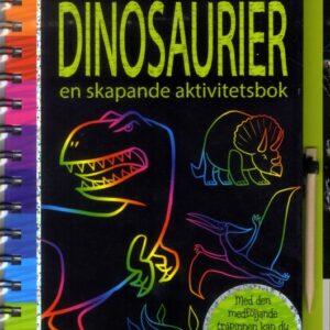 Skapa och Skrapa Dinosaurier
