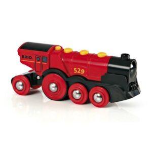 BRIO, Batteridrivet lok, The Mighty Red