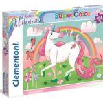Clementoni Pussel 104-bitar (Unicorn)