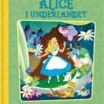 Disney Vintage Alice I Underlandet