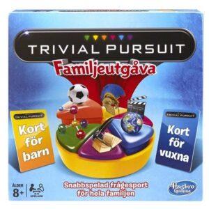 Hasbro Trivial Pursuit Familj SE