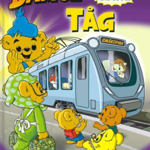 Jag Lär Mig Om … Tåg (Faktabok)